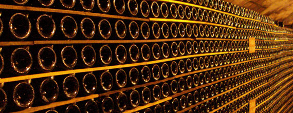 The 2nd fermentation: from base wine to cava Gran Reserva